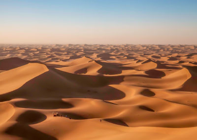 Morocco Desert Horizon