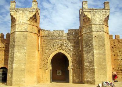 Chellah-Rabat