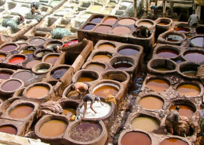 Tanneries- Fes